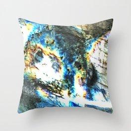 Spectrolite Throw Pillow