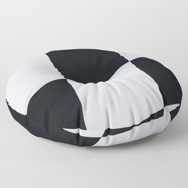Winner / Race Finished Floor Pillow