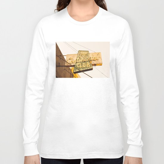 The Continental Club Long Sleeve T-shirt