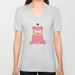 Slowpoke Love Unisex V-Neck