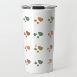 The leaves fall Travel Mug