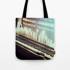 The sounds of ghosts Tote Bag