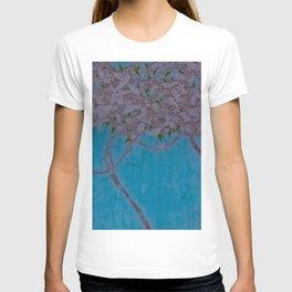 Wooden Landscape Pastel T-shirt