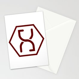 Altered Carbon Symbol Stationery Cards