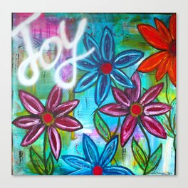 Springtime Joy Canvas Print