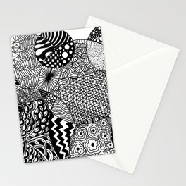 Mimi Doodle Stationery Cards