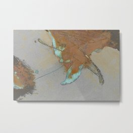 Elemental Force Metal Print
