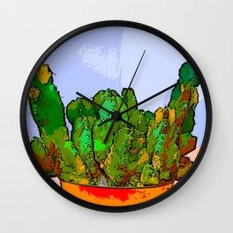 Hiyaa Wall Clock