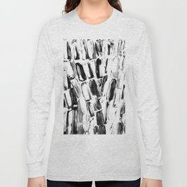 Sugarcane Illustration Long Sleeve T-shirt