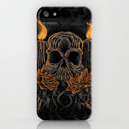 Offering Death iPhone Case