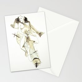 Tristan Corbière, Thick Black Trace, Pudentiane Stationery Cards
