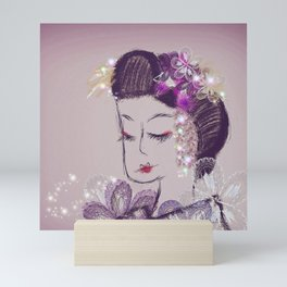 wabi-sabi Mini Art Print