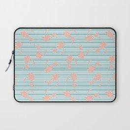 Minty palm Laptop Sleeve