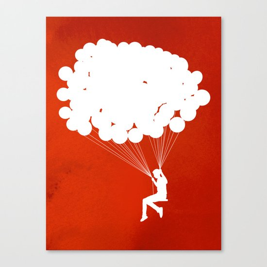 Suspension Canvas Print