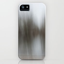 Movement in Nature V iPhone Case