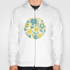 Little Flower Circle Hoody