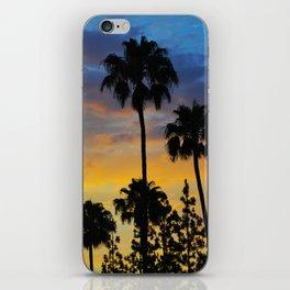 Palm Trees LA iPhone Skin