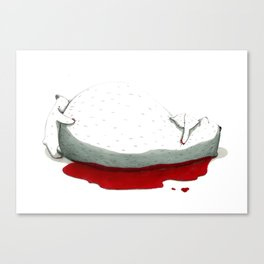 Orsi Canvas Print