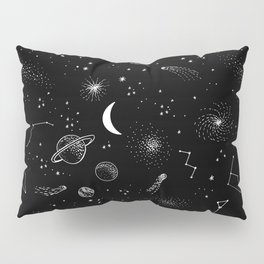 galactic pattern Pillow Sham