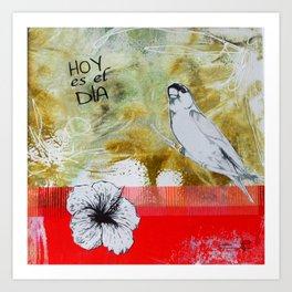 Cotica N°102 Art Print