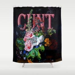Cunt Shower Curtain