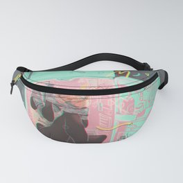 How to preserve a cool head Fanny Pack
