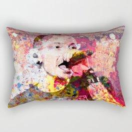 The Frontman Rectangular Pillow