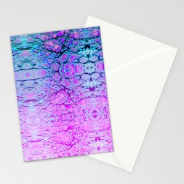 Melted Wizard Stationery Cards