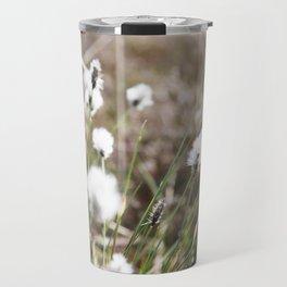 Cottongrass photography Travel Mug