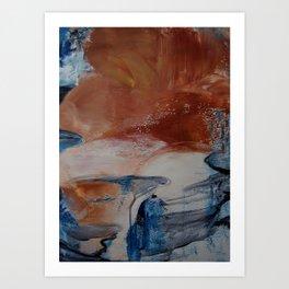 reviving ophelia Art Print
