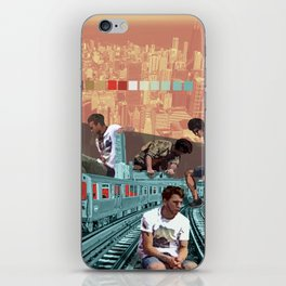 Chicago Red Line iPhone Skin