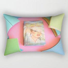 The Case of the Curious Bride Rectangular Pillow