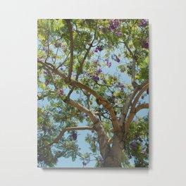 Spring Time Tree Metal Print