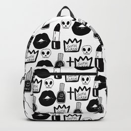 the goth queen Backpack