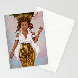 CROWNED Stationery Cards