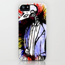 I am the Voice of my People iPhone Case
