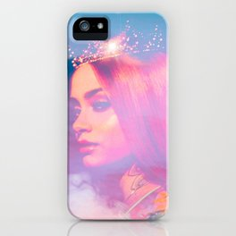 Taurus New Moon iPhone Case