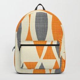 Seventies  orange Backpack