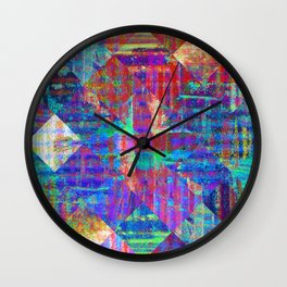 For when the segmentation resounds, abundantly. 04 Wall Clock
