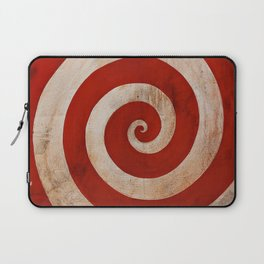Sideshow Carnival Spiral Laptop Sleeve