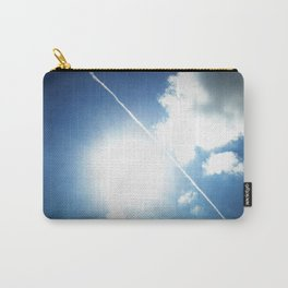 sunny the blue day Carry-All Pouch