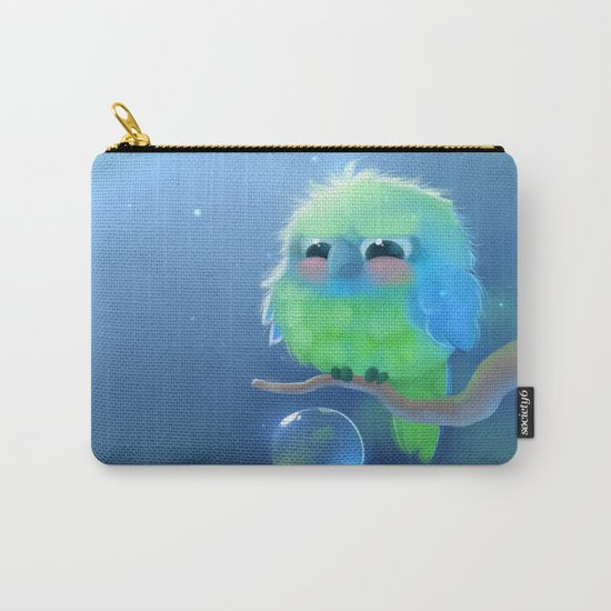 Mini Parrot Carry-All Pouch