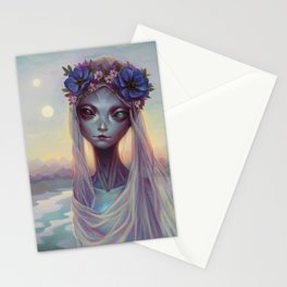 Dreams of Other Worlds Stationery Cards