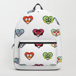 Space Froggos Love You! Backpack