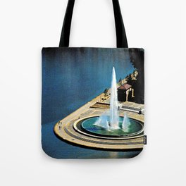 The Fountain at The Point Tote Bag