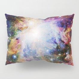 Rainbow Orion NEBulA Pillow Sham