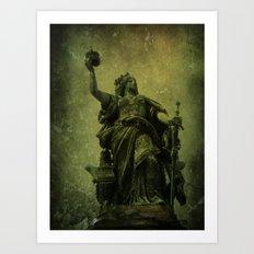 Germania Art Print