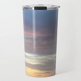 A sky of blue Travel Mug