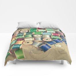 Cotton Reels Comforters