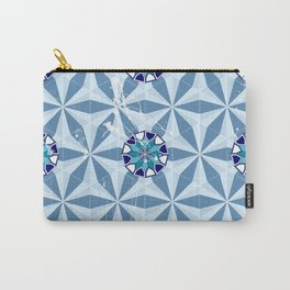Old Persian Tile 01 Carry-All Pouch
